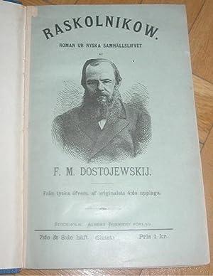 RASKOLNIKOW (Crime & Punishment): Dostoevsky, F. M.