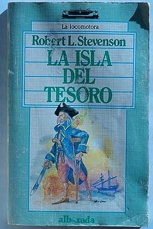 La isla del tesoro: Robert L. Stevenson