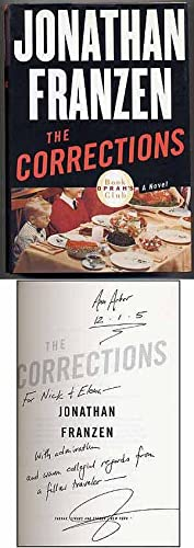 The Corrections: FRANZEN, Jonathan