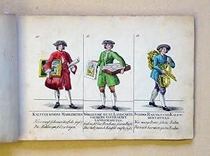 Zürcherische Ausruff-Bilder, vorstellende Diejenige Personen, welche in: Herrliberger, David