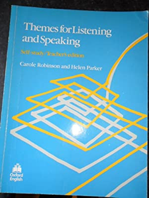 Themes for Listening and Speaking: Robinson Carole