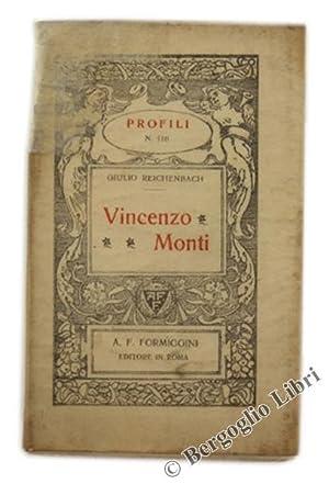 Immagine del venditore per VINCENZO MONTI.: venduto da Bergoglio Libri d'Epoca
