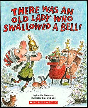 There Was an Old Lady Who Swallowed a Bell !