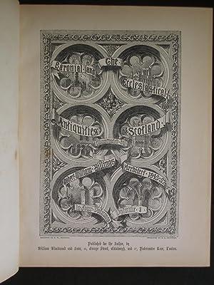 Baronial and Ecclesiastical Antiquities of Scotland: Billings, Robert William