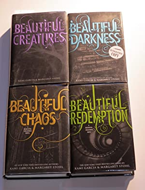 Beautiful Creatures, Beautiful Darkness, Beautiful Chaos, Beautiful: Kami Garcia and