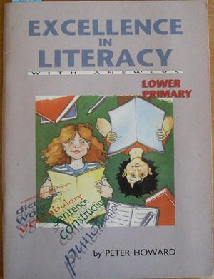 Excellence in Literacy With Answers: Lower Primary