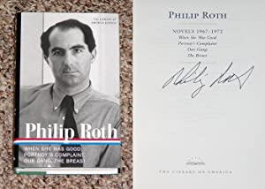 WHEN SHE WAS GOOD, PORTNOY'S COMPLAINT, OUR: Roth, Philip (Author)