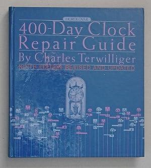 Horolovar 400-Day Clock Repair Guide: Terwilliger, Charles