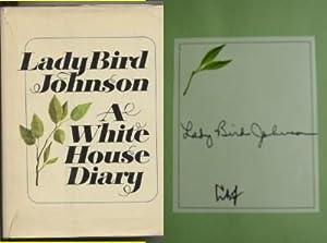 A White House Diary.: Johnson, Lady Bird.