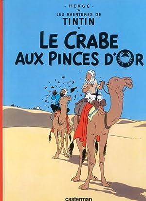Les Aventures de Tintin - Le crabe: Hergé