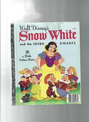 SNOW WHITE and the seven dwarfs: Walt Disney illust.by