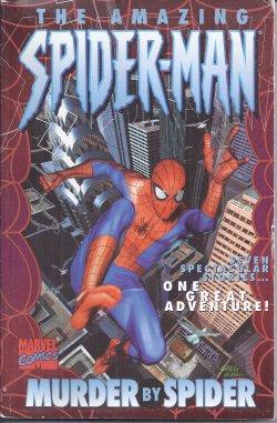 Backpack Marvels; SPIDER-MAN: MURDER BY SPIDER (No.: Backpack Marvels: Spider-Man