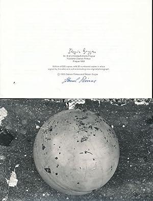 Stepán Grygar. Planeta Der Planet. Mit einer signierten Originalfotografie.: Grygar, Stepán: