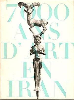 SEPT MILLE ANS D ART EN IRAN. EXPOSITION OCTUBRE 1961- JANVIER 1962: S/A
