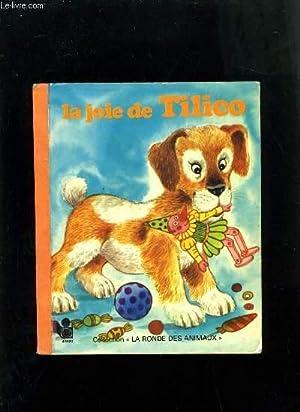 LA JOIE DE TILICO: ALIE ORTHOLAN -