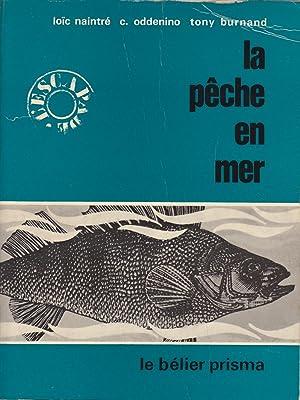 La pêche en mer: Naintré Loïc