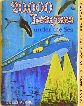 20,000 Leagues Under The Sea (Abridged): Famous Classics Story Books Series: Verne, Jules