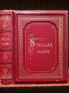 Schiller-Gallerie. Nach Original-Cartons von Wilhelm von Kaulbach, C. Jäger, A. Müller, Th. Pixis, ...