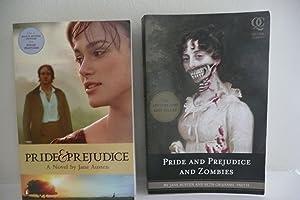 Pride and Prejudice; Pride and Prejudice and: Austen, Jane; Grahame-Smith,