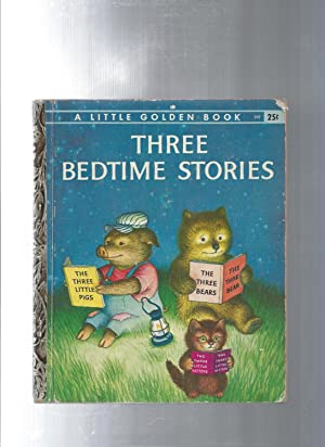 THREE BEDTIME STORIES: Williams, Garth illust.by