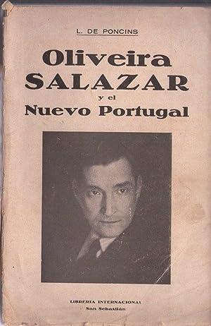 Image du vendeur pour OLIVEIRA SALAZAR Y EL PORTUGAL mis en vente par LIBROS OTRA MIRADA