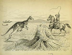 Boy's Hunting Book [with] the original pen: Children's] [Kangaroo] Dunk,
