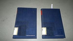 Tagebuch seiner Beobachtungen über Schriftsteller und über sich selbst (2 Bände, gebundene Ausgabe)...