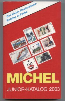 Michel. Junior-Katalog 2003.