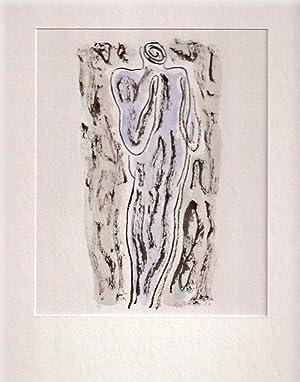 Untitled 1985 (SIGNED by Arie Van Geest: GEEST, Arie Van