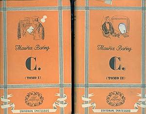 Imagen del vendedor de C. (DOS TOMOS OBRA COMPLETA) a la venta por Libreria 7 Soles