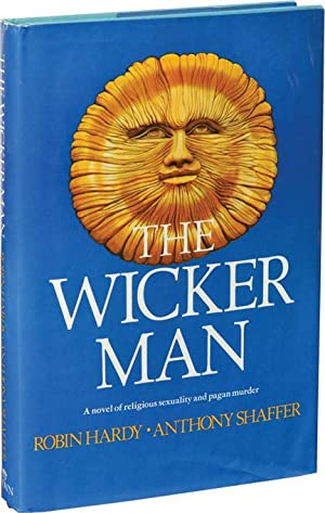 The Wicker Man (First Edition): Hardy, Robin and