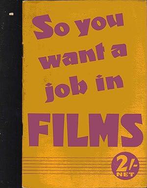 So You Want A Job In Films: John Sullivan