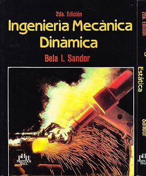 INGENIERIA MECANICA DINAMICA - 2 TOMOS: Bela I. Sandor - Karen J. Richter