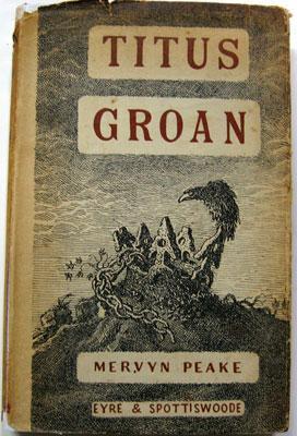 Titus Groan: Peake, Mervyn