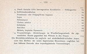 Die Grundzüge der Tropenhygiene,: Däubler, Karl