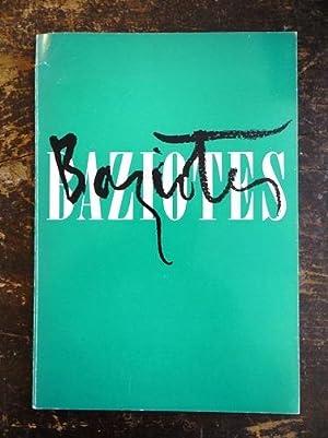 William Baziotes: A Memorial Exhibition: Baziotes, William