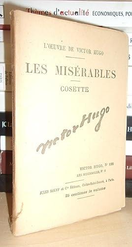 Image du vendeur pour LES MISERABLES - (Cosette) N° 8 - L'Oeuvre De Victor Hugo - T188 mis en vente par Planet'book