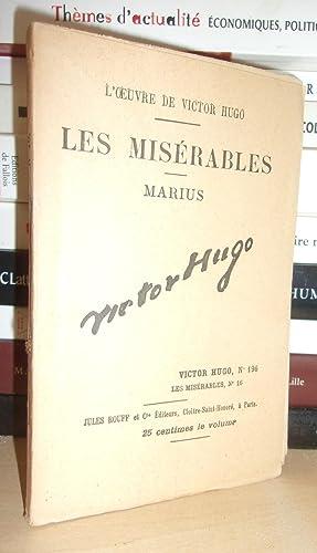 Image du vendeur pour LES MISERABLES - (Marius) N° 16 - L'Oeuvre De Victor Hugo - T196 mis en vente par Planet'book