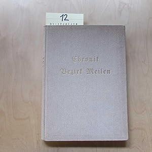 Chronik Bezirk Meilen - Geschichte, Industrie, Handel, Gewerbe: Kläui, Paul: