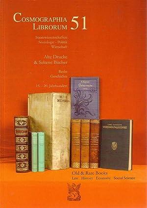 Cosmographia Librorum 51 : Staatswissenschaften, Soziologie, Politik,: VICO. -