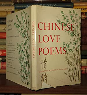 Seller image for CHINESE LOVE POEMS for sale by Rare Book Cellar