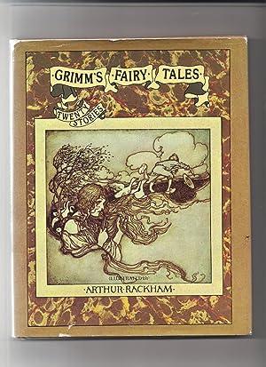 Grimm's Fairy Tales: Twenty Stories: Grimm, Brothers;Grimm, Wilhelm;