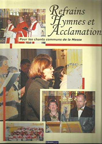 1783333342885: Refrains Hymnes Acclamations