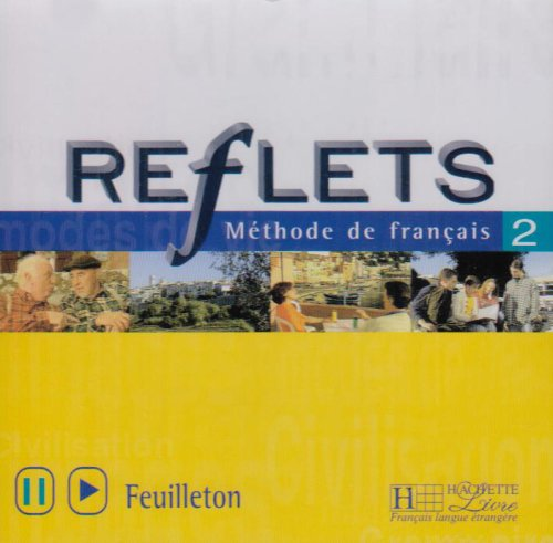 3095561990768: Reflets: Niveau 2 CD Audio Eleve (French Edition)