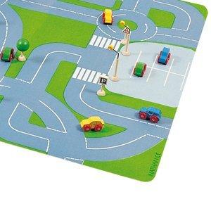 3133093331854: Grand tapis de routes