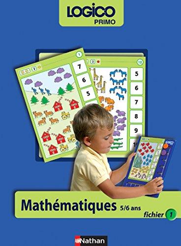 3133093880215: Fichier logico maths 5/6 fichier 1