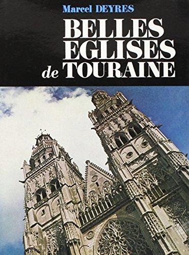 3260050128346: Belles Eglises de Touraine