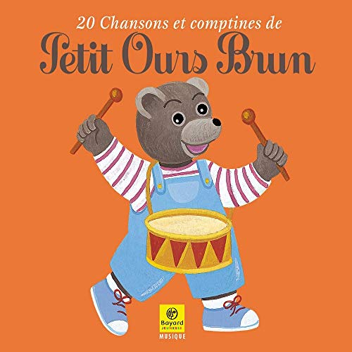 3260050770965: 20 chansons et comptines de Petit Ours Brun Vol. 1