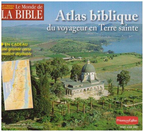 3260050778107: Atlas Biblique 2007 Hs Mdb