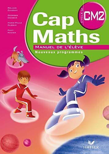 3277450093433: Cap Maths CM2 ed 2010, Manuel de l'Eleve et Dico-Maths